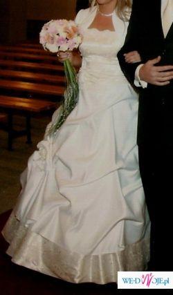 Suknia Ślubna r.38 KIELCE