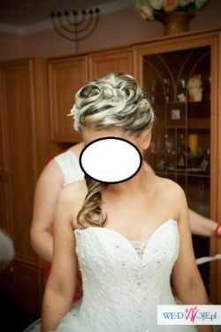 Suknia ślubna r. 38- Oksana Mukha- GIADA