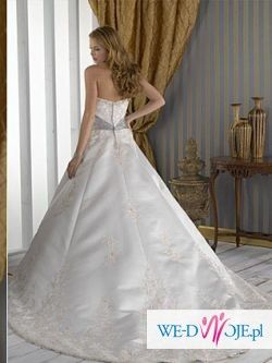 b89c7dacec Suknia ślubna r. 40 (nr 203) - ETERNITY D2100 - Suknie ślubne ...