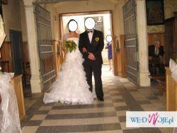 Suknia ślubna REBECA- stan idealny