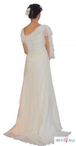 suknia ślubna retro