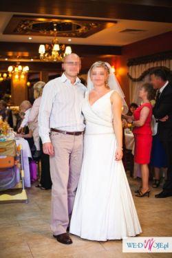 Suknia ślubna RHIANA - Rozmiar 40