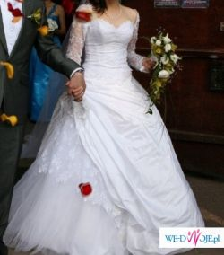 Suknia ślubna Romance z Emmi Mariage 2008