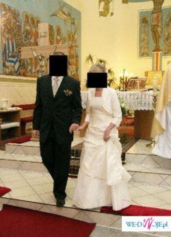 Suknia ślubna roz. 36-38 - model Agnes – POZNAŃ/SWARZĘDZ