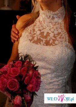 Suknia Ślubna roz.38