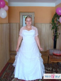 Suknia ślubna roz. 44 - 46