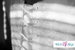 Suknia ślubna roz.48