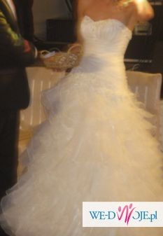 Suknia ślubna rozm. 36