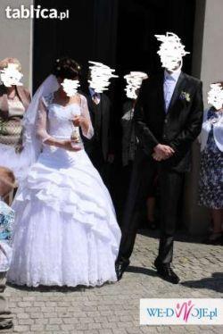 Suknia Ślubna rozm 36-38