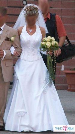 suknia ślubna rozm. 36-38