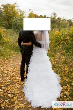 Suknia ślubna, rozm. 36-38, Kreacja Żannet/Juka