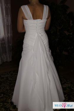 suknia ślubna rozm. 36-40