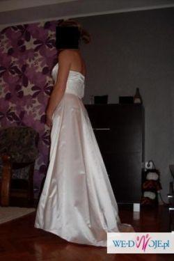 Suknia ślubna rozm. 36 + GRATISY