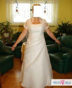Suknia ślubna rozm.38-42