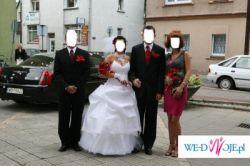 Suknia Ślubna rozm.38 , dodatki