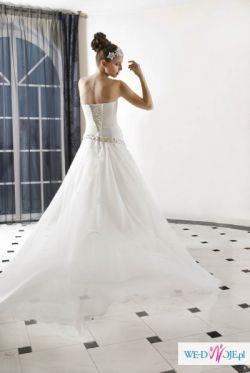 Suknia ślubna, rozm.38 (Fulara Żywczyk)