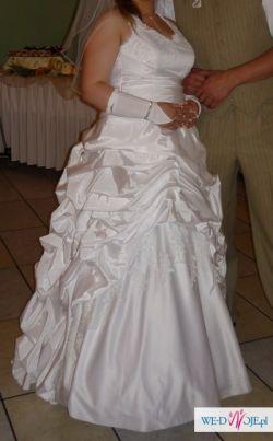 Suknia Ślubna rozm.42-44 + GRATIS