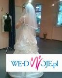 suknia ślubna rozmiar 34-36 z salonu Euro Ślub w Krakowie kolekcja 2008/2009