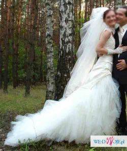 Suknia ślubna rozmiar 34 mazowieckie