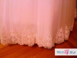 Suknia ślubna rozmiar 36 przepiękna Księżniczka