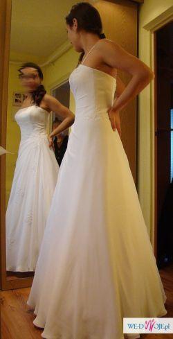 suknia ślubna rozmiar 38-40