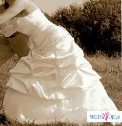 suknia ślubna rozmiar 38 tanio!