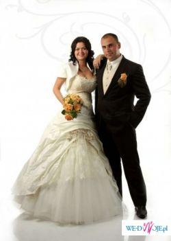 suknia slubna rozmiar 3840 kolekcja 2009