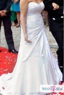 Suknia Ślubna rozmiar 40 sprzedam