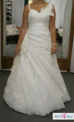 suknia ślubna rozmiar 42-..