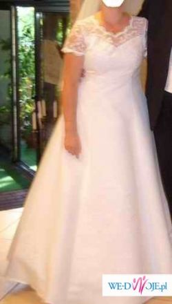 Suknia slubna rozmiar 42-44