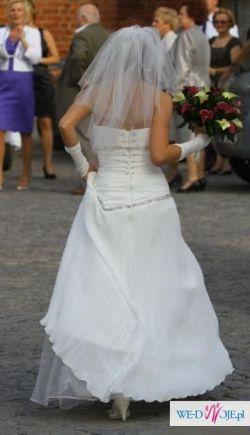 Suknia ślubna rozmiar XS