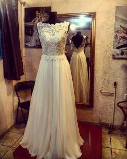 Suknia ślubna S/XS