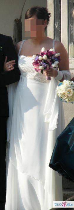 suknia ślubna SALEM, Manuel Mota