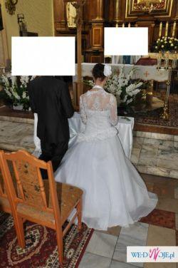 suknia ślubna-salon Elizabeth Passion