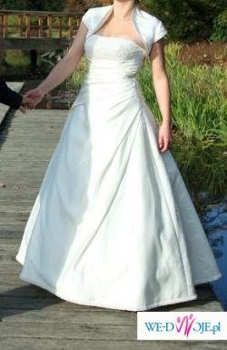 "suknia ślubna salonu annais model ""angie"""