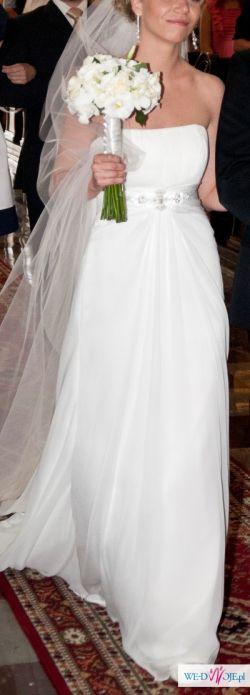 Suknia ślubna San Patric Cabaret
