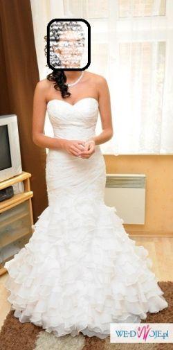 Suknia ślubna San Patric Eresma