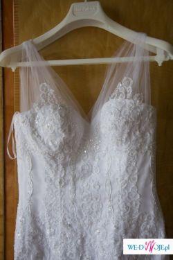 Suknia ślubna San Patrick 2008 Model Bagdad