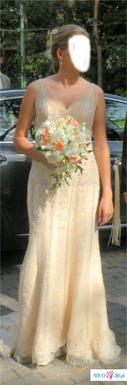 "suknia ślubna San Patrick ""Bagdad"" 2008"