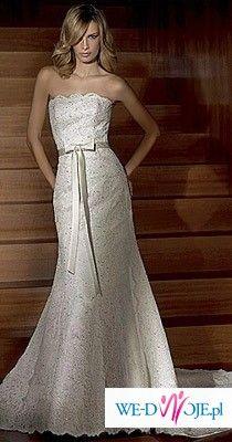 Suknia ślubna San Patrick Bahamas