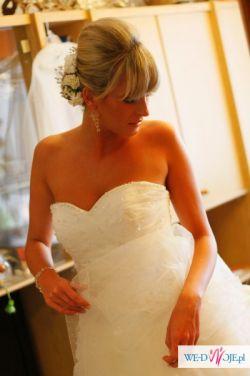 Suknia Ślubna SAN PATRICK BARCARES + GRATISY !