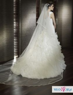 Suknia ślubna San Patrick Capricho model 2011