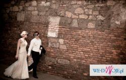 Suknia ślubna San Patrick, ecru, rozm.36-38,na wzrost 173 cm
