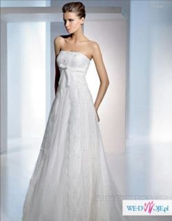 Suknia ślubna SAN PATRICK ESPEJO