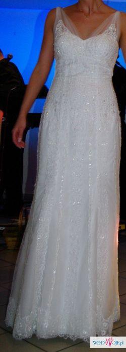 Suknia Ślubna San Patrick model Bagdad roz. 36/38