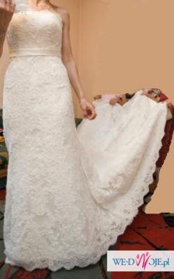 Suknia ślubna SAN PATRICK model Bahamas A