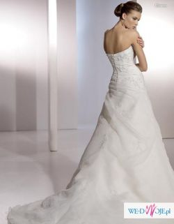 suknia ślubna San Patrick -  model ELISEOS