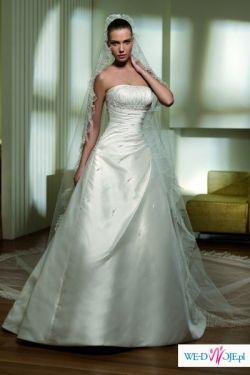 Suknia ślubna San Patrick, model Premier, kolekcja 2009
