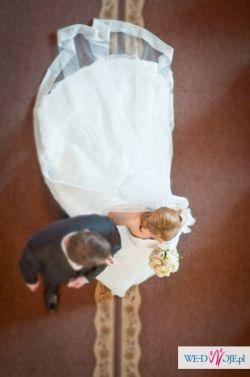 Suknia ślubna San Patrick Model:PROSA+druga sukienka na zmiane