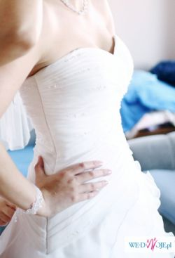 Suknia ślubna San Patrick model Rondalla, rozmiar 36